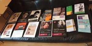 ICEM leaflets
